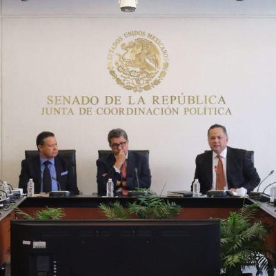 Desaparecen del Senado 50 millones de pesos para la reconstrucción