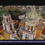 Monumentos históricos afectados el 19-S