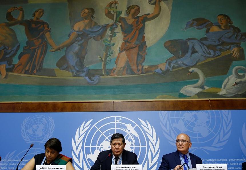 ONU publica informe de horrores en Myanmar contra Rohingyas