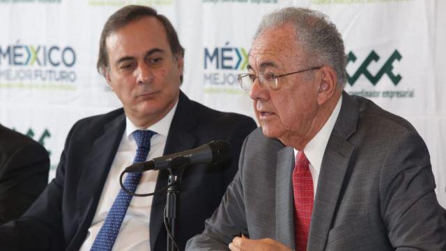 NAIM es mejor en términos económicos que Santa Lucía: CCE