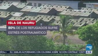 Nauru: la cárcel australiana refugiados