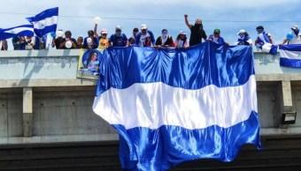 Dos heridos en marcha contra el Gobierno de Ortega en Nicaragua