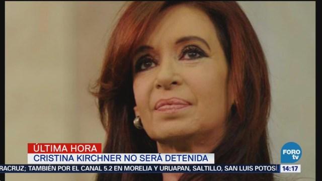 Juez Pide Prisión De Cristina Fernández Juez Prisión Cristina Fernández Caso De Sobornos