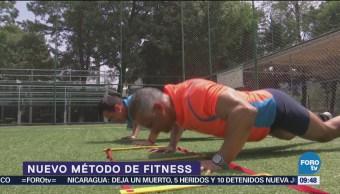 Nuevo método de fitness de alta intensidad