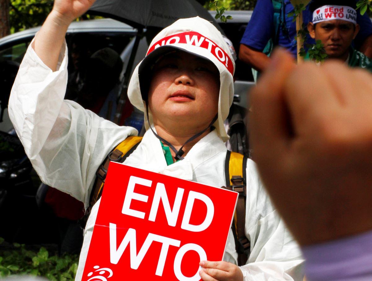 El crecimiento mundial, a la baja por culpa de las guerras comerciales