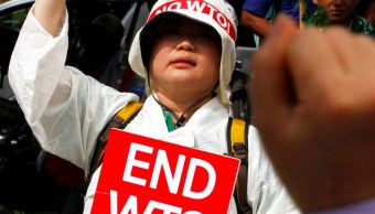 OMC reduce pronóstico de crecimiento del comercio global