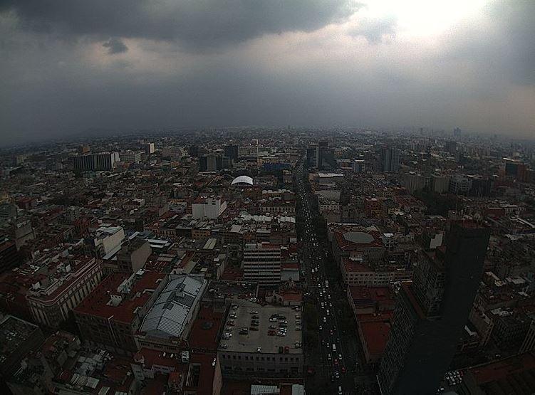 Ciudad de México tendrá lluvias y posible caída de granizo