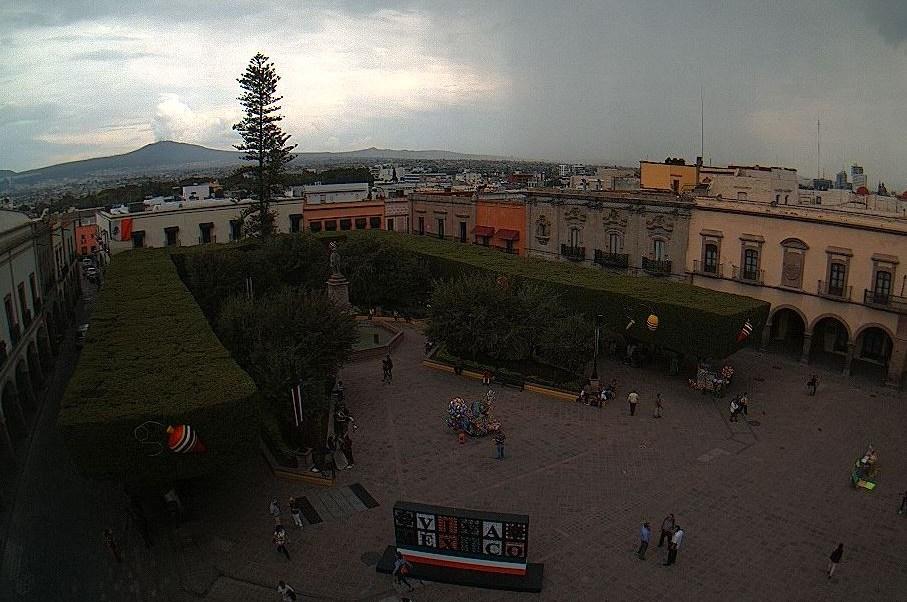 Onda tropical 36 provocará lluvias con granizo