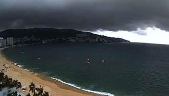 Tormentas y granizo provocará onda tropical 35 en México