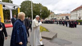 Papa Francisco en Lituania realiza gira a países Bálticos