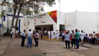 Paro laboral hospitales de Tabasco afecta 11 mil pacientes