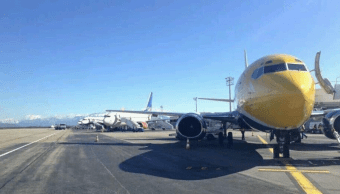 Pasajeros de avión, en cuarentena en Francia por cólera