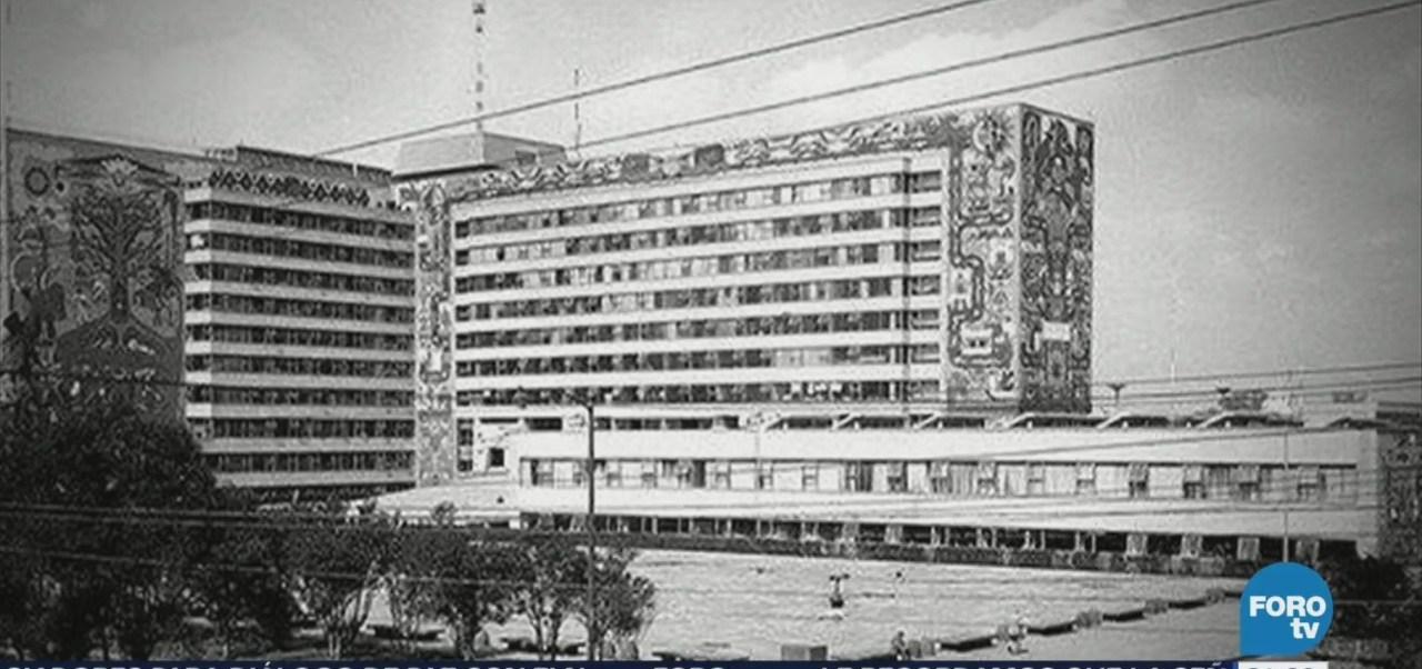 Pérdida Arquitectónica Por Sismo 1985 CDMX