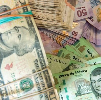Dólar se vende hasta en 19.07 pesos en sucursales bancarias