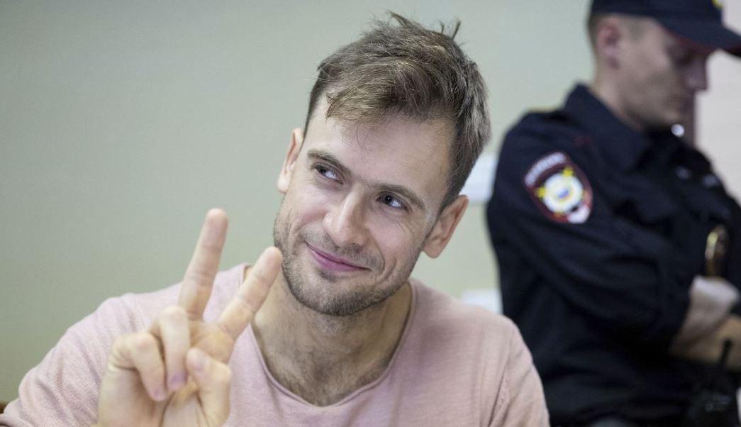 Activista de Pussy Riot recibirá tratamiento médico en Alemania