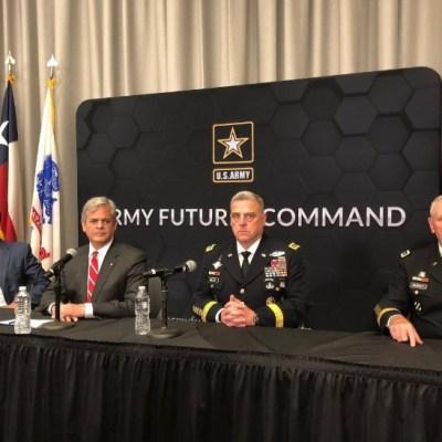 El Pentágono y la Universidad de Texas buscan diseñar al soldado del futuro