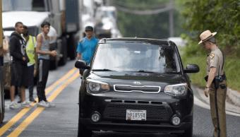 Tiroteo Maryland, Estados Unidos: Reportan múltiples víctimas
