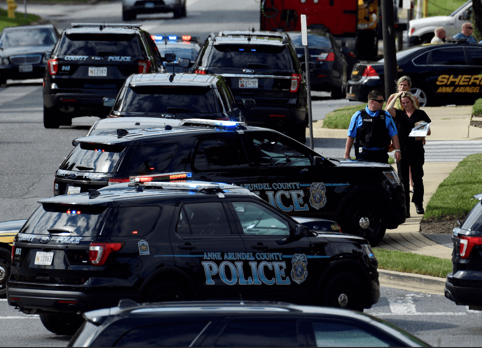EEUU - Tiroteo deja varias víctimas en Maryland
