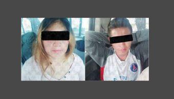 Policías impiden linchamiento de pareja en Acatzingo, Puebla
