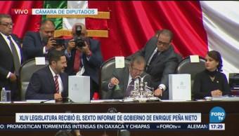 Porfirio Muñoz Ledo Confirma Entrega Informe Gobierno