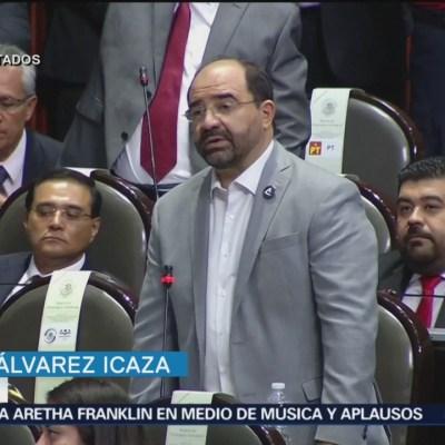 Porfirio Muñoz Ledo se lanza contra Álvarez Icaza
