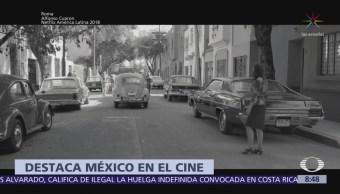 Premian a Alfonso Cuarón por película 'Roma'