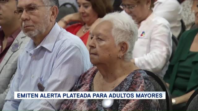 Presentan Alerta Plateada Ciudad Juárez Buscar Adultos Mayores