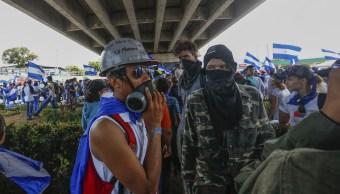Denuncian secuestro de manifestantes 'claves' contra Ortega