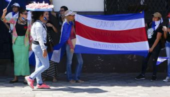 Marchan en Nicaragua para exigir la liberación de detenidos
