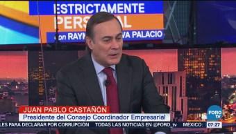 Queremos un aeropuerto funcional, no suntuoso Castañón