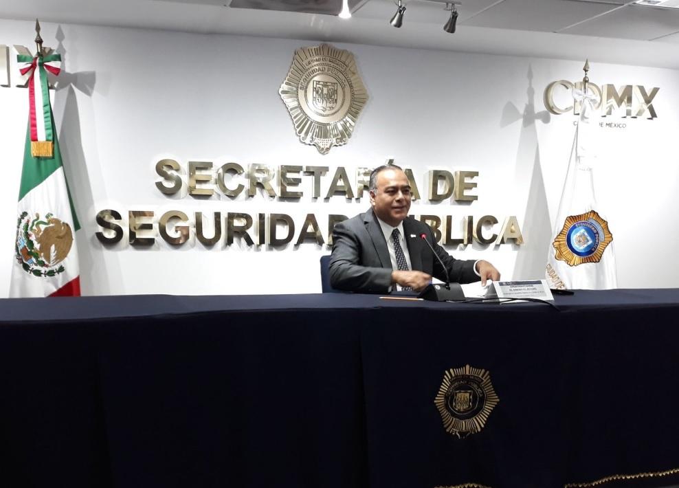 Raymundo Collins: CDMX no es insegura para las mujeres