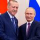 Putin y Erdogan acuerdan suspender ofensiva contra Idlib