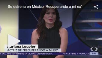 Se estrena en México Recuperando a mi ex