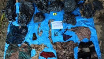 Acuden a reconocer cuerpos en fosas de Veracruz