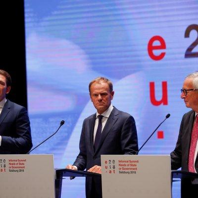 Reunión de UE en octubre, 'momento de la verdad' para Brexit: Donald Tusk