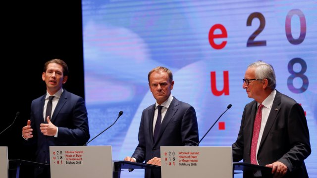 Reunión de UE en octubre, 'momento de la verdad' para Brexit