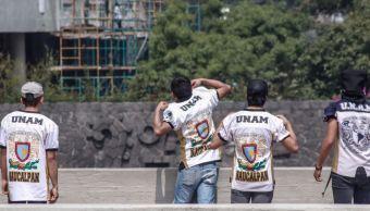 Revelar nombres de porros expulsados UNAM no viola derechos