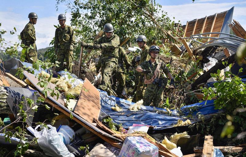 sismo japon deja al menos ocho muertos