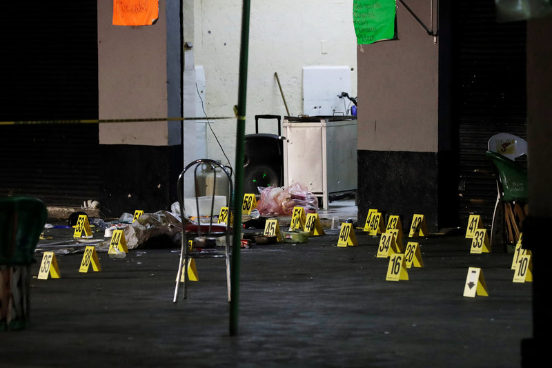 aumenta muertos tiroteo garibaldi pgjcdmx procuraduria