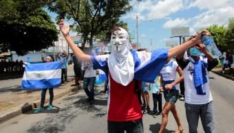 protestas nicaragua amenazas manifestantes daniel ortega