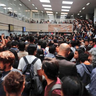 Asamblea interuniversitaria de la UNAM acuerda 7 ejes de discusión