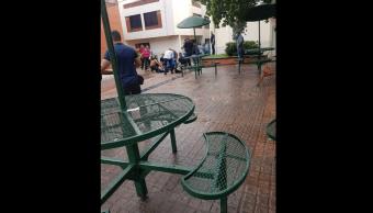 atentan comandante policia investigacion hombres armados