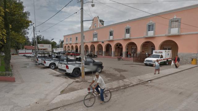 comando armado presidencia muncipal santiago miahuatlan