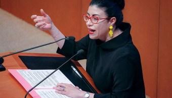 Vanessa Rubio asegura que México cuenta con finanzas sanas