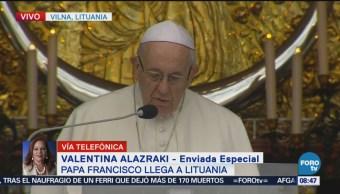 Papa Francisco Realiza Gira Países Bálticos