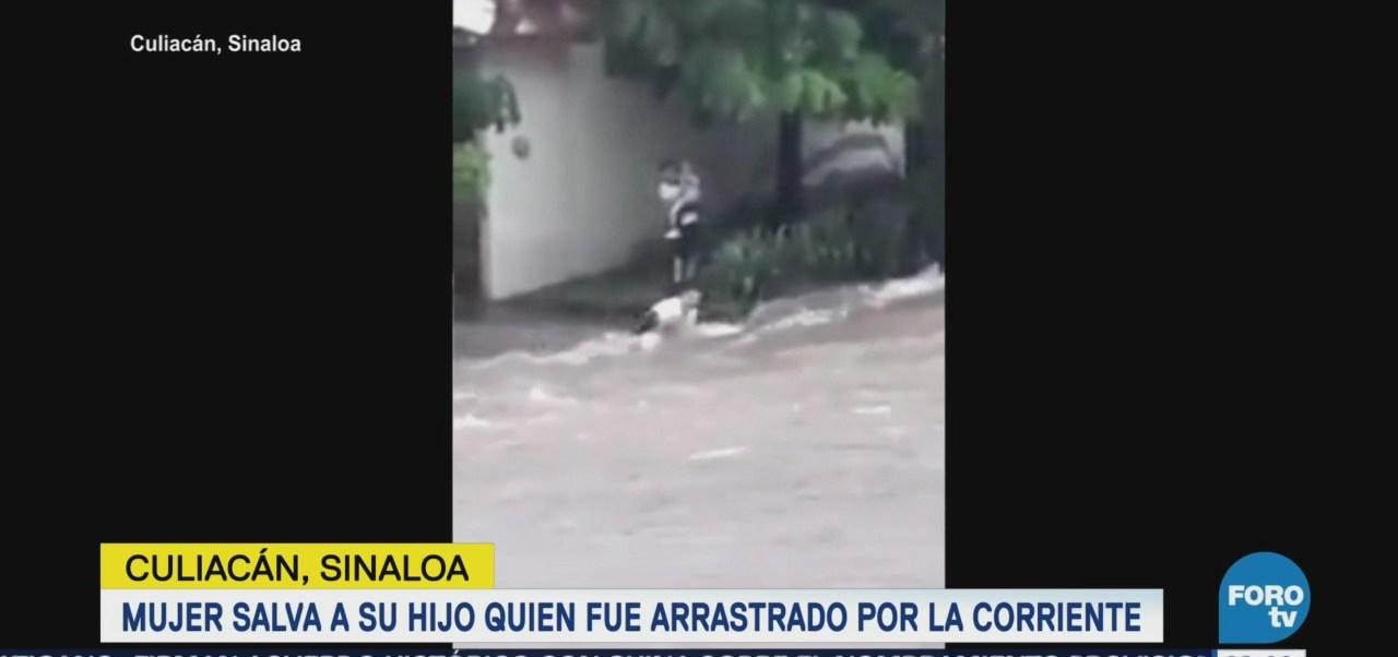 Emergencia Lluvias Sonora Sinaloa