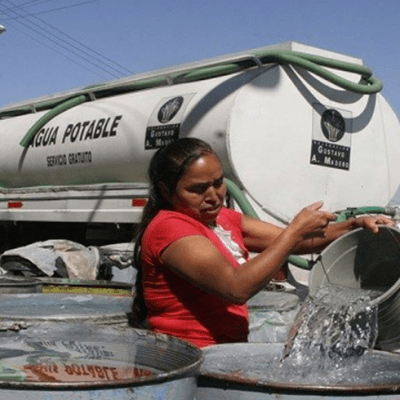 Sacmex anuncia suspensión de abasto de agua en Iztapalapa por mantenimiento de red