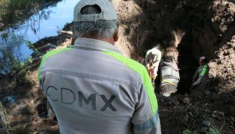 Concluye mantenimiento en el Ramal Tláhuac: Conagua