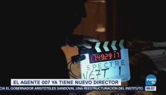 Saga de James Bond ya tiene nuevo director