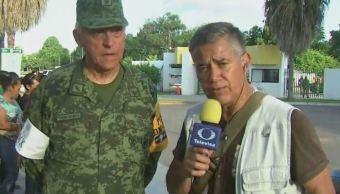 Salvador Cienfuegos: suman 5 muertos por inundaciones en Sinaloa